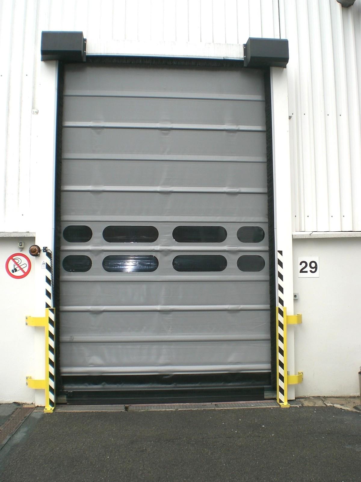 Electrovolet   portes souples rapides